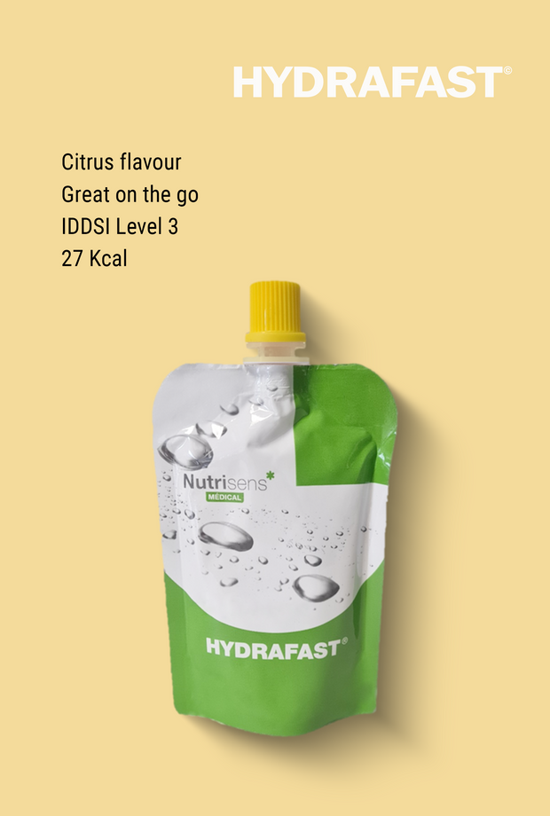 Hydrafast Thickened Fruity Water Citrus
