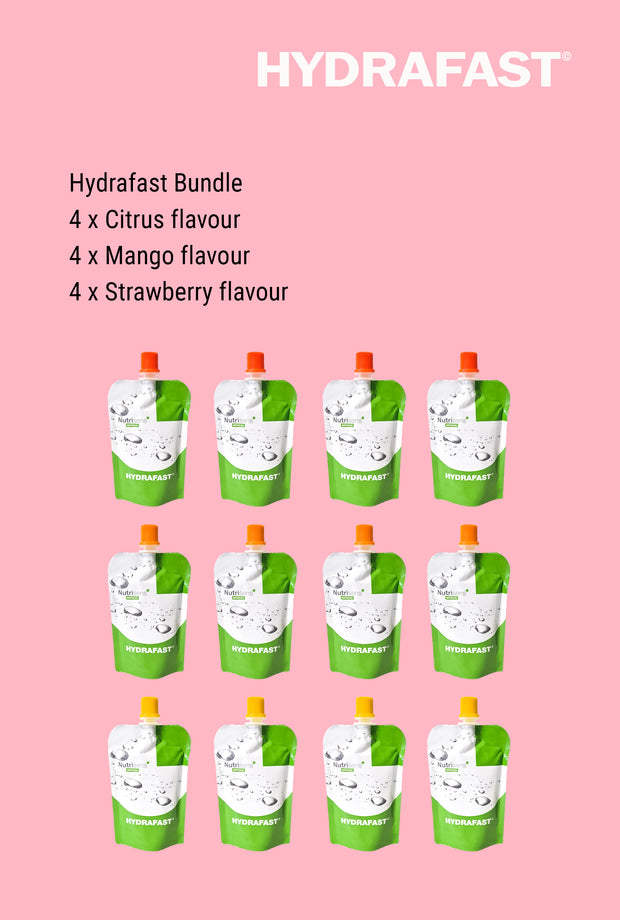 Hydrafast Thickened Water Bundle