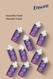 Ensure Max Protein Chocolate 10 Pack
