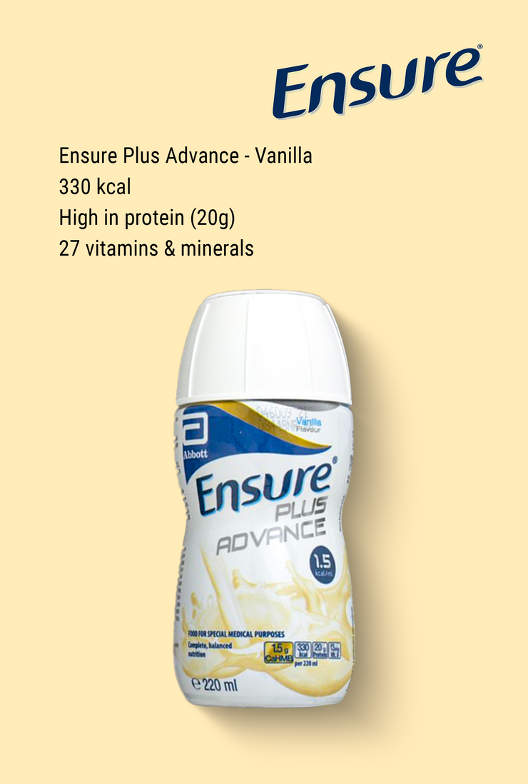 Ensure Plus Advance Vanilla 220ml