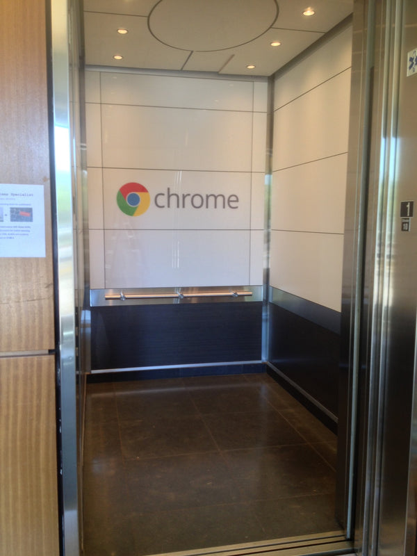 Google Headquarters | SnapCab Elevator Interior | Modified Brilliant Model