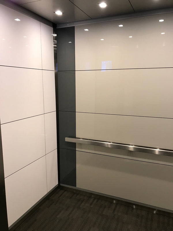 5151 Broadway | SnapCab Elevator Interior | Pure Model