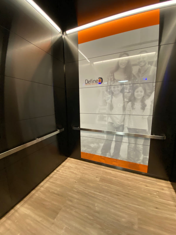 Desert Financial Headquarters | SnapCab Elevator Interior | Radiant Model