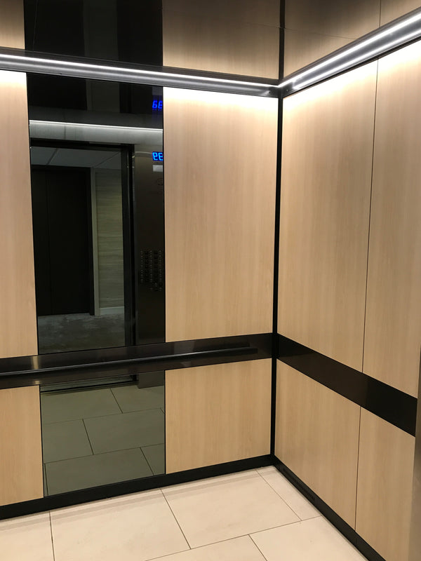 'Alohilani Resort | SnapCab Elevator Interior | Modified Resilient Model