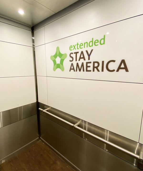 Extended Stay America | SnapCab Elevator Interior | Modified Apex II