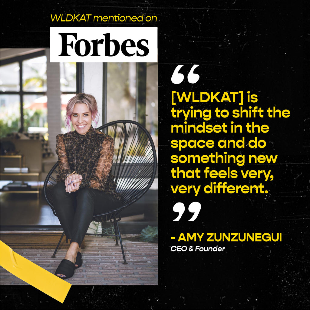 FORBES X WLDKAT