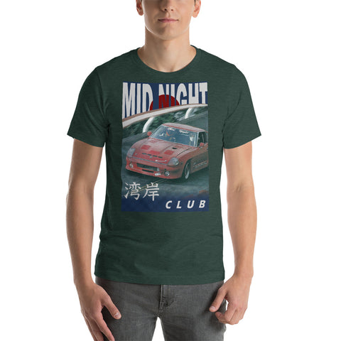 Mid Night Club Japan | Nissan 280ZX - T-Shirt