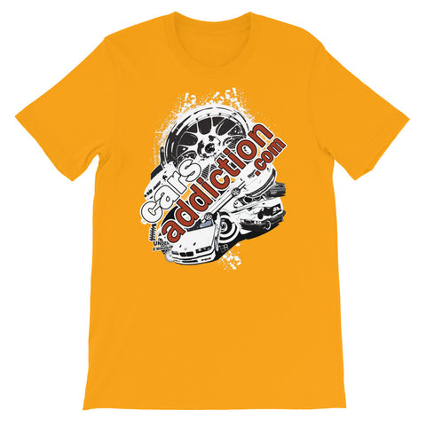 CarsAddiction.com v2016 - T-Shirt