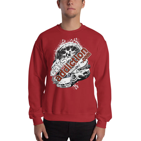 CArsAddiction.com v2016 - Sweatshirt