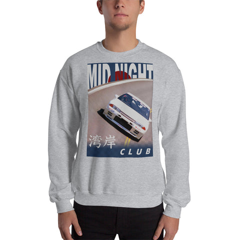 Mid Night Club Japan | Nissan R32 - Sweatshirt