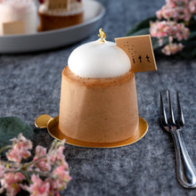 Load image into Gallery viewer, Earl Grey Mousse Cake