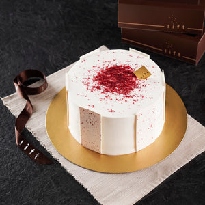 Red Velvet Joy Celebration Cake