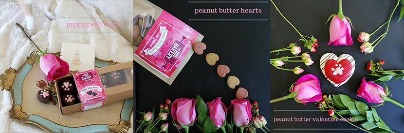 Gourmet Valentine's Day Treats for your Dog