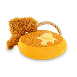 Chicken and Woofles Toy