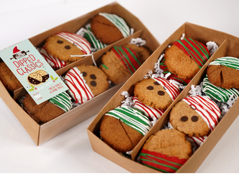 Holiday Cookie Classics Box Set