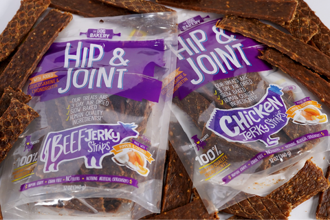 Hip & Joint Jerky Combo