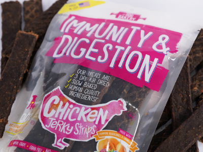 Chicken Jerky  - Treats for Dogs