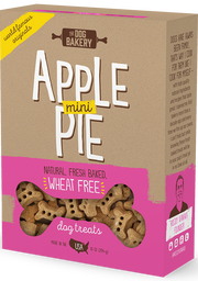 Apple Pie Wheat Free Small Batch Bone Treats