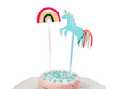 Unicorn Cake Topper For Dogs