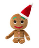 Gingerbread Boy Toy For Dogs