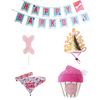 Doggie Birthday Toy Accessory Package