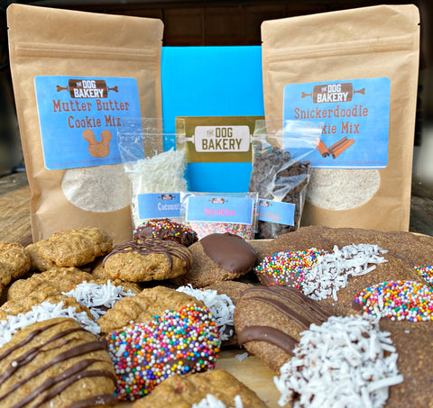 Cookie Mix & Decorating Kit