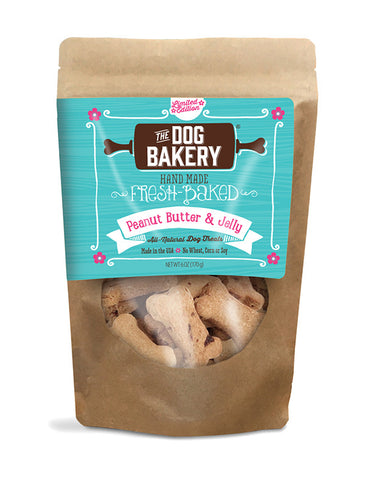 The Dog Bakery Peanut Butter and Jelly Bones