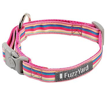 Cotton Candy Collar