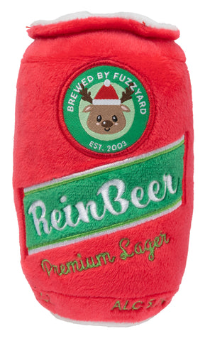 ReinBEER Dog Toy