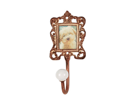 Metal Photo Frame Leash Hook