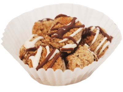 Oatmeal Cookie Bites for Dogs