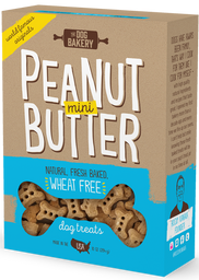 Peanut Butter Bone Treats