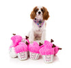 FuzzYard Cupcake Dog Toy