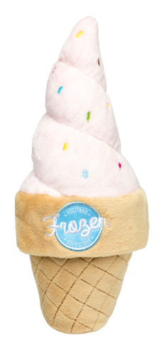 FuzzYard Ice Cream Dog Toy