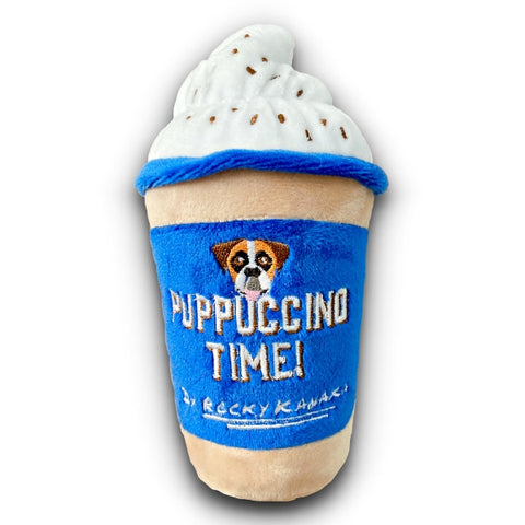 Puppuccino Dog Toy