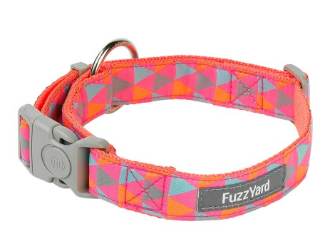 FuzzYard Crush Dog Collar