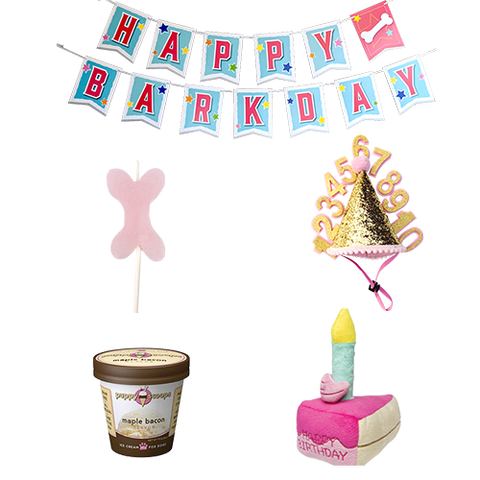 Birthday Accessory Package