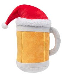 Beer Mug Dog Toy