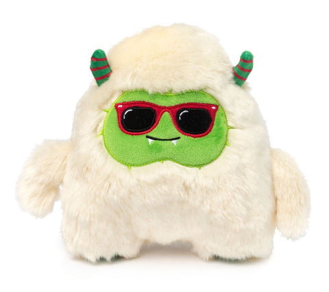 Christmas Yeti Dog Toy