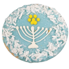 Hanukkah Cookies for Dogs ✡️
