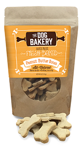 The Dog Bakery Peanut Butter Bones