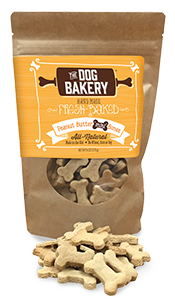 The Dog Bakery Peanut Butter Mini Bones