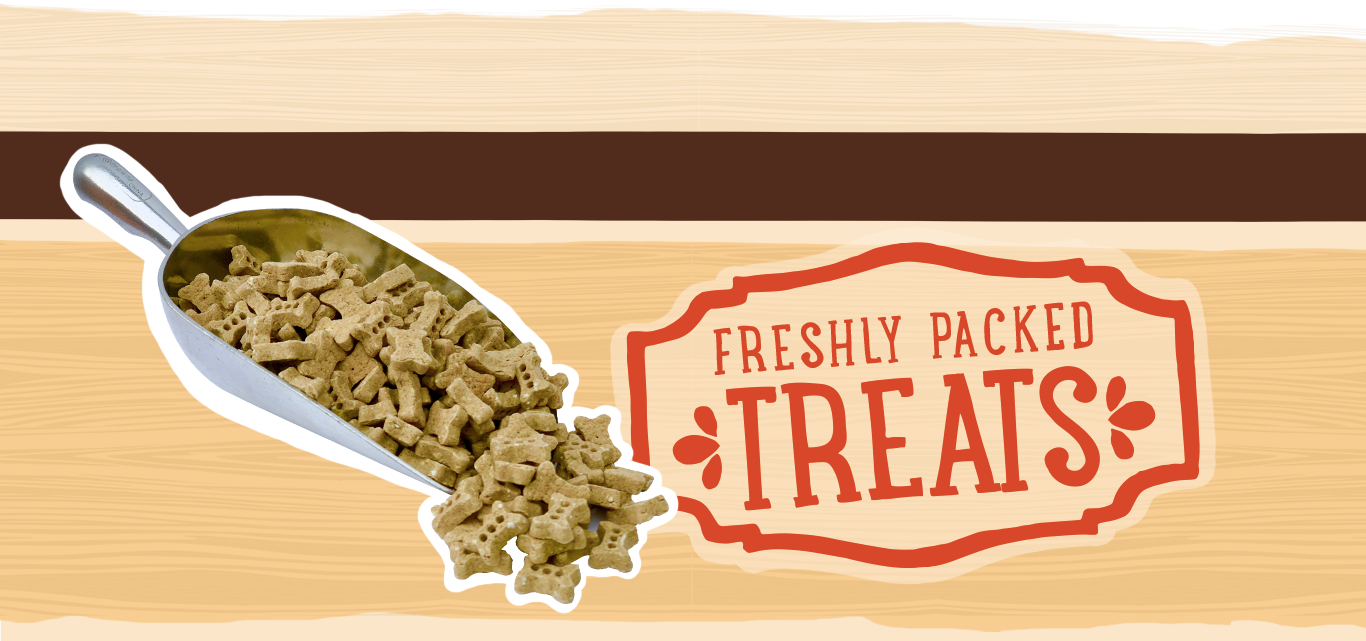 Fresh Baked All Natural & Handmade Dog Treats - The Dog Bakery