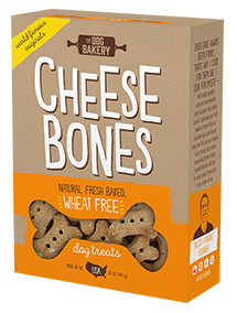 The Dog Bakery Cheesy Bones