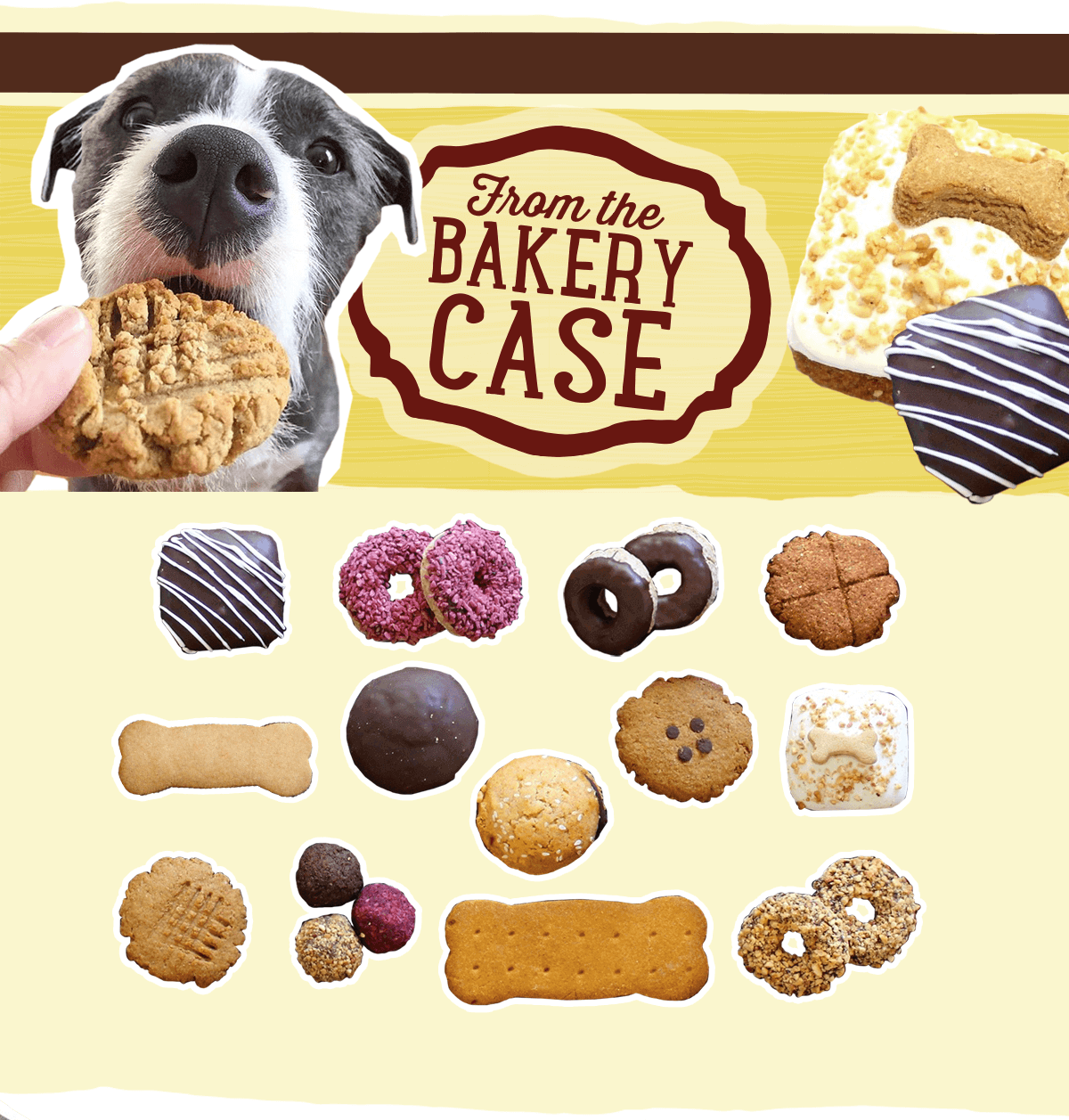 All Natural Baked Dog Food Treats The Bakery
