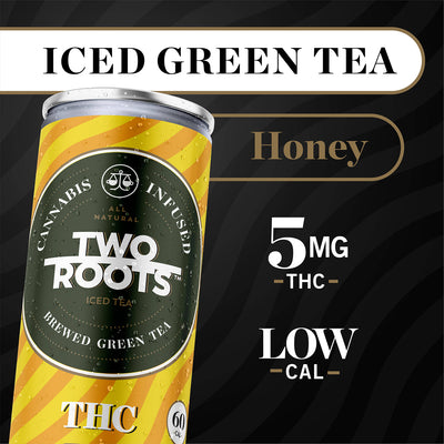 Iced Green Tea - Honey Cold Brew 5mg