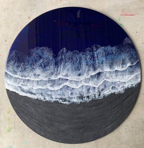 The Raglan - Resin Wall Art