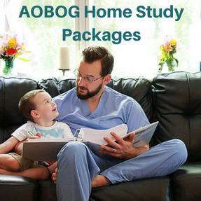 AOBOG Oral Exam Home Study Packages
