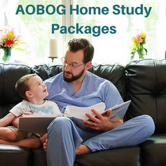 AOBOG Home Study package with mock orals for AOBOG Oral exam candidates