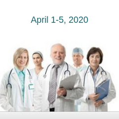April 1-5, 2020 review course for AMA Category I credit hrs